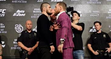 UFC 229 Video Embaded Series crossed Mayweather vs. McGregor Tour's Views, The Hype Looks Real Now