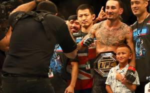 UFC 240 Fighter Salaries: Max Holloway takes home nearly $400,000