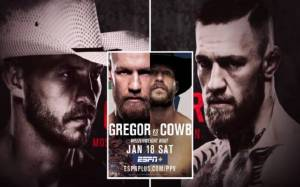 UFC releases new UFC 246 promo video for 'McGregor vs Cowboy'