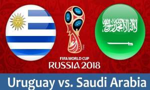 Uruguay Vs Saudi Arabia: Kick-off time, Venue, Channel, Possible lineup, Players to Watch, Predictions & Betting Odds