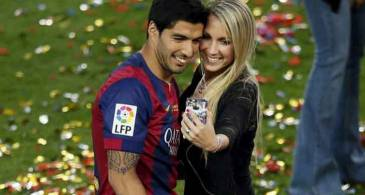 Uruguayan Footballer Luis Suarez is Living Happily with his Wife Sofia Balbi; Do they have Children?