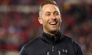 Who is Kliff Kingsbury Wife? Find his Relationship Status