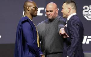 Why did Colby Covington turn down the fight against the Welterweight champion Kamaru Usman? Here is what Chaos has to say