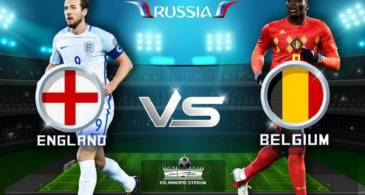 World Cup 2018: England vs Belgium, Kickoffs, lineup,prediction, history, and betting odds