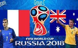 World Cup 2018: France vs. Australia True betting odds, Kick off Time, expert picks, lineups and predictions