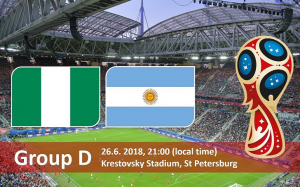 Death Row D's match World Cup 2018: Nigeria vs Argentina: betting odds, kick-off time, lineups, Live at, Prediction and Possible Outcome