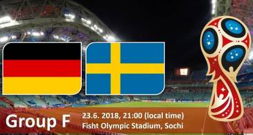 World Cup 2018 Prediction For Germany Vs. Sweden: betting odds, kick-off time, Line-ups And Possible Results