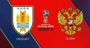 World Cup 2018 Uruguay vs Russia: Prediction, Betting Odds, Kick-Offs, Line-Ups, Coverage, Players to Watch, and Predictions