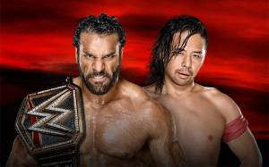 WWE Hell In a Cell Result: Jinder Mahal defeats Shinsuke Nakamura to defend WWE Championship title