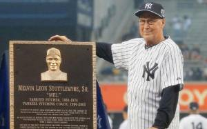 Yankees Longtime Pitching Coach Mel Stottlemyre dies at 77
