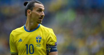 Zlatan Ibrahimovic is NOT in the Swedish Squad for the 2018 FIFA World Cup
